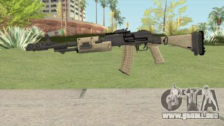 Call of Duty Black Ops 3: KVK-99mm para GTA San Andreas