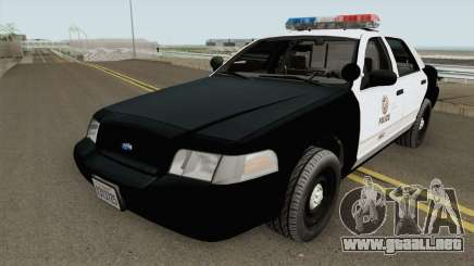 Ford Crown Victoria LAPD 2003 para GTA San Andreas