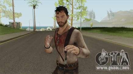 Max Rockatansky From Mad Max para GTA San Andreas