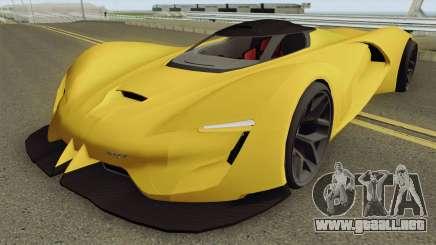 SRT TomaHawk GT para GTA San Andreas