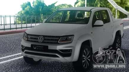 Volkswagen Amarok Pick-Up para GTA San Andreas