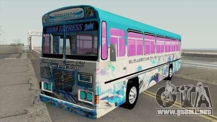 Ishan Express Bus para GTA San Andreas