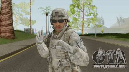 Marine Skin V2 From Spec Ops: The Line para GTA San Andreas
