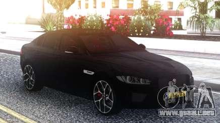 Jaguar XE para GTA San Andreas