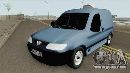 Peugeot Partner Mk1 Furgon 1996 para GTA San Andreas