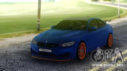 BMW M4 GTS Sport para GTA San Andreas