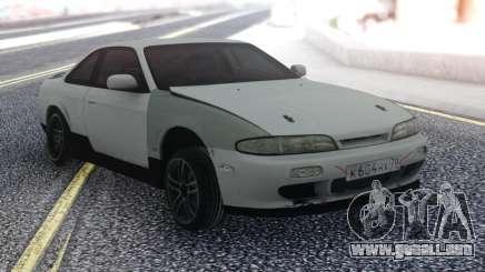 Nissan Silvia S14 Crashed para GTA San Andreas