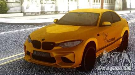 BMW M2 Hamann para GTA San Andreas