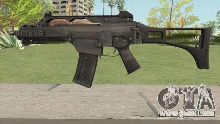 Battlefield 3 G36C para GTA San Andreas