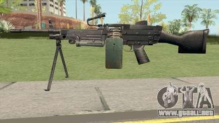 Insurgency MIC M249 para GTA San Andreas