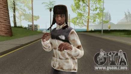 Skin Random 136 (Outfit North Face) para GTA San Andreas