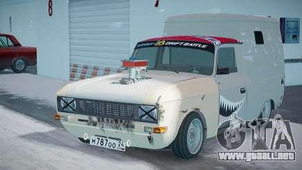 IZH 2715 Tiburón para GTA 4