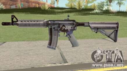 CS-GO M4A4 X-ray para GTA San Andreas