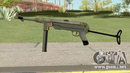 MP 40 MQ para GTA San Andreas