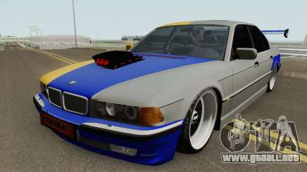 BMW Full Tuning para GTA San Andreas