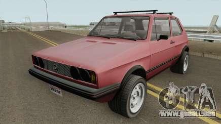 BF Club GTR GTA V para GTA San Andreas