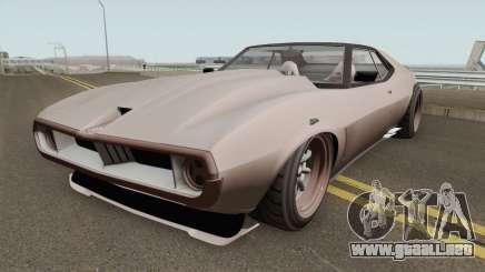 Schyster Deviant GTA V Stock para GTA San Andreas