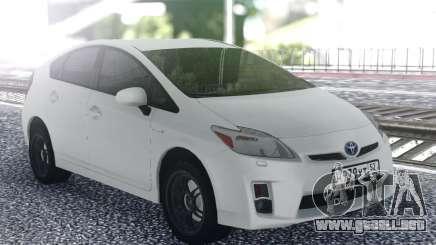 Toyota Prius White para GTA San Andreas