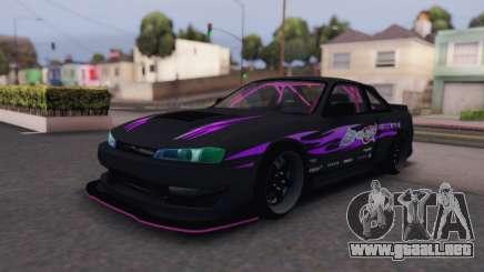 Nissan Silvia S14 Sport Vinyl para GTA San Andreas