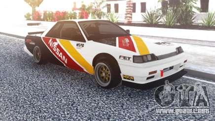 Nissan Skyline R31 Sport para GTA San Andreas