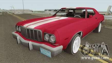Ford Gran Torino 1974 MQ para GTA San Andreas