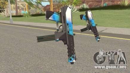 Tec-9 Enforcer V4 para GTA San Andreas