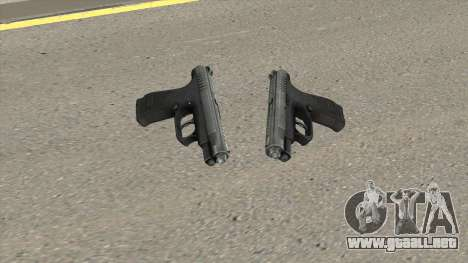 Contract Wars GSh-18 Pistol para GTA San Andreas