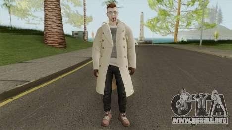 Male Random Skin 3 From GTA V Online para GTA San Andreas