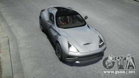 Icona Vulcano Titanium 2016 RIV para GTA 4