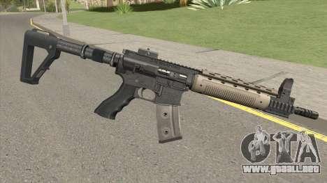 GDCW LR300 Rifle EoTech para GTA San Andreas