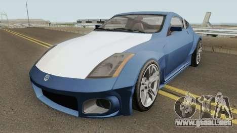 Annis ZR380 GTA V IVF para GTA San Andreas