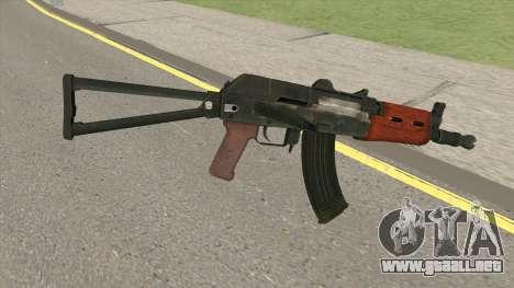 GDCW AKS74U Carbine para GTA San Andreas