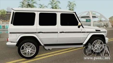 Mercedes-Benz G63 AMG Bulkin para GTA San Andreas