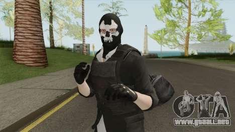 Skin Random 164 (Outfit Heist) para GTA San Andreas