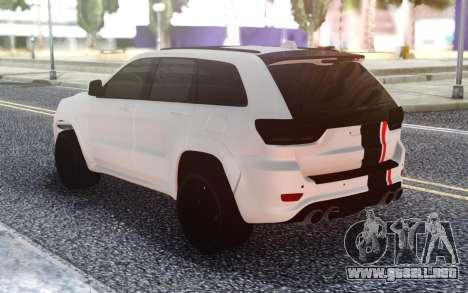 Jeep Wrangler para GTA San Andreas