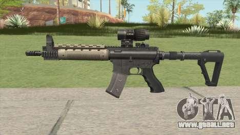 GDCW LR300 Rifle AimPoint para GTA San Andreas
