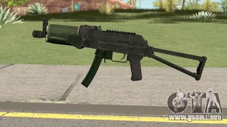 GDCW PP-19 Vityaz para GTA San Andreas