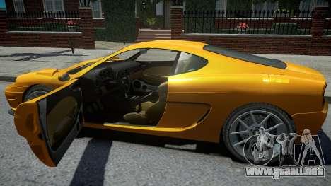 LaTurismo v3 para GTA 4