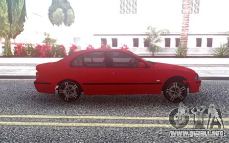 BMW E39 Stock para GTA San Andreas