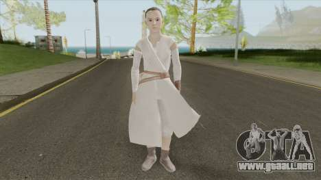 Rey From Star Wars VII (With Normal Map) para GTA San Andreas