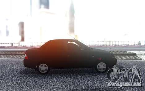 VAZ 2170 Sin Luces para GTA San Andreas
