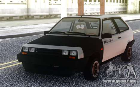 VAZ 2108 BoevoeZubilo para GTA San Andreas