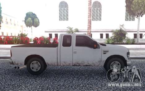 Ford F-150 SA Style para GTA San Andreas