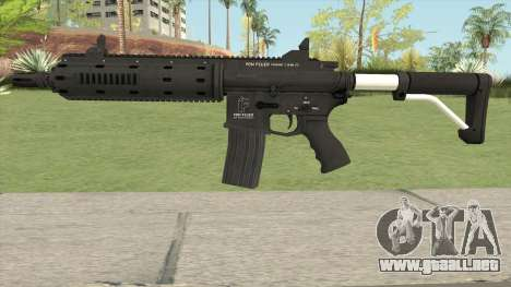 Carbine Rifle GTA V para GTA San Andreas