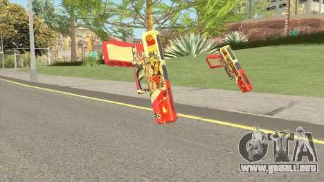 Rules of Survival G18C Suzaku para GTA San Andreas