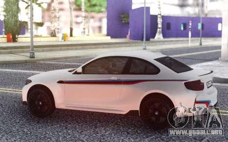 BMW M2 para GTA San Andreas