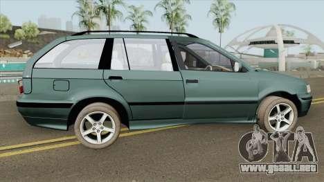 Ikco Samand Wagon para GTA San Andreas
