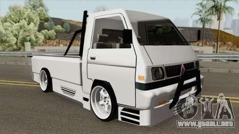 Mitsubishi L300 para GTA San Andreas