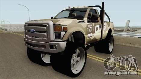 Ford Super Duty BkSquadron para GTA San Andreas