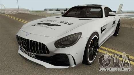 Mercedes-Benz AMG GT-R Safety Car 2017 para GTA San Andreas